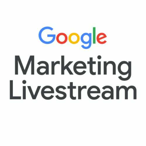 Google Marketing Livestream 2021